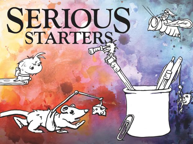 Serious Starters Kickstarter!